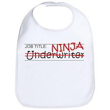 Job Ninja Underwriter Bib