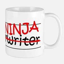 Job Ninja Underwriter Mug