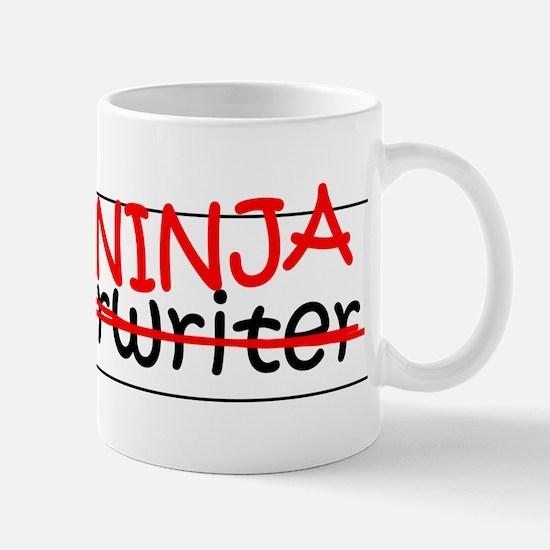 Job Ninja Underwriter Mug