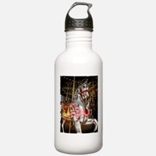 The Carousel Horse Water Bottle