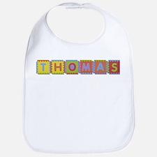 Thomas Foam Squares Bib