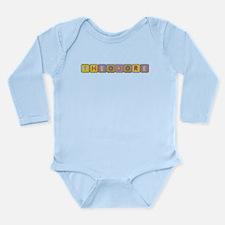Theodore Foam Squares Body Suit