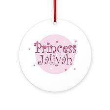 Jaliyah Ornament (Round)