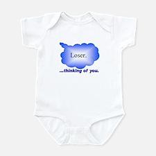 The Mr. V 125 Shop Infant Bodysuit