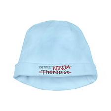 Job Ninja Therapist baby hat