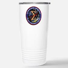 Space Flight Memorial Stainless Steel Travel Mug