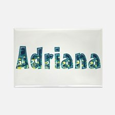 Adriana Under Sea Rectangle Magnet