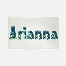 Arianna Under Sea Rectangle Magnet