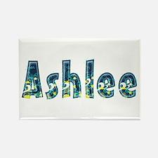 Ashlee Under Sea Rectangle Magnet