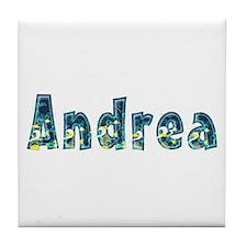 Andrea Under Sea Tile Coaster