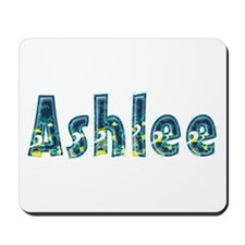 Ashlee Under Sea Mousepad
