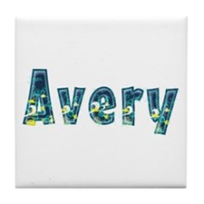 Avery Under Sea Tile Coaster