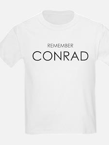 Remember Conrad Kids T-Shirt