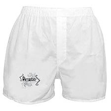 Grunge Director Boxer Shorts
