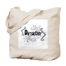 Grunge Director Tote Bag