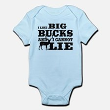 I like BIG Bucks and I can not lie! Body Suit
