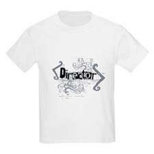 Grunge Director Kids T-Shirt