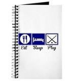 Field hockey Journals & Spiral Notebooks