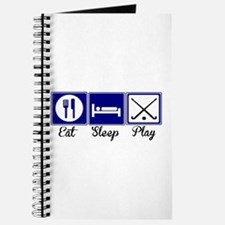 Eat, Sleep, Play - Field Hockey Journal