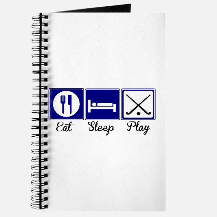 Eat, Sleep, Play - Field Hockey Journal