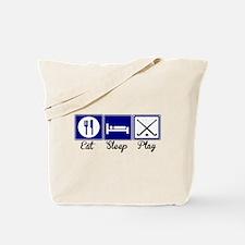 Eat, Sleep, Play - Field Hockey Tote Bag