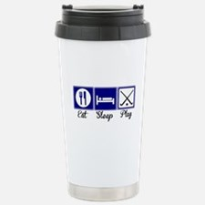 Eat, Sleep, Play - Field Hockey Travel Mug