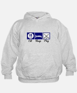 Eat, Sleep, Play - Field Hockey Hoodie