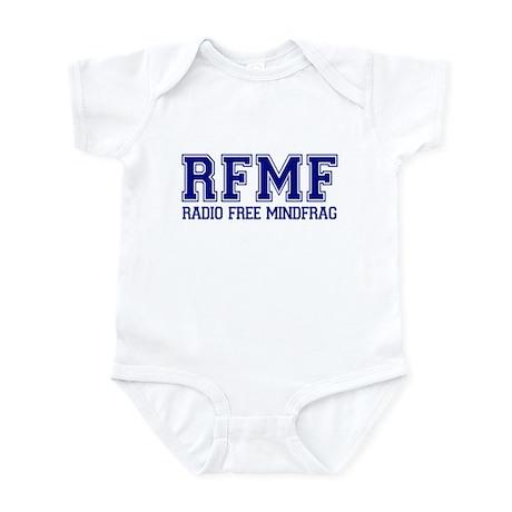 RADIO FREE MINDFRAG Infant Bodysuit