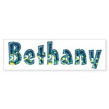 Bethany Under Sea Bumper Bumper Sticker