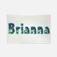 Brianna Under Sea Rectangle Magnet