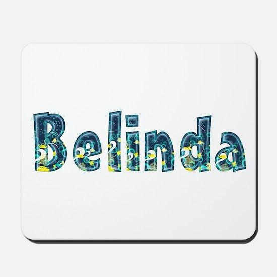 Belinda Under Sea Mousepad
