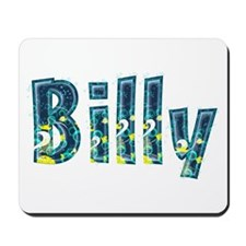 Billy Under Sea Mousepad