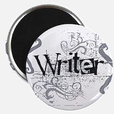 "Grunge Writer 2.25"" Magnet (10 pack)"