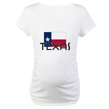 I HEART TEXAS FLAG Shirt