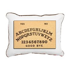 Ouija Board Rectangular Canvas Pillow