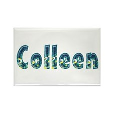 Colleen Under Sea Rectangle Magnet