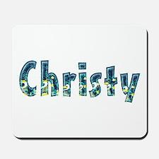 Christy Under Sea Mousepad