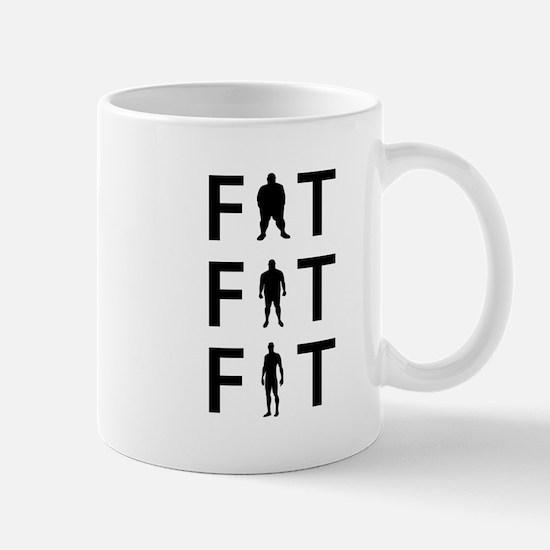 FAT to FIT Mug