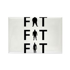 FAT to FIT Rectangle Magnet