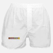 Samuel Foam Squares Boxer Shorts