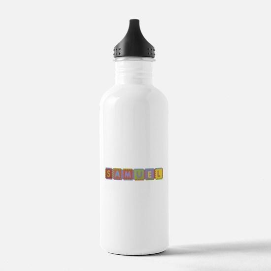 Samuel Foam Squares Water Bottle