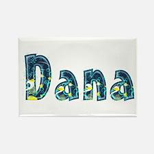 Dana Under Sea Rectangle Magnet