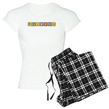 Ryleigh Foam Squares Pajamas
