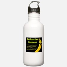 Radioactive Bananas Water Bottle