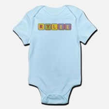 Rylee Foam Squares Body Suit