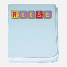 Reese Foam Squares baby blanket