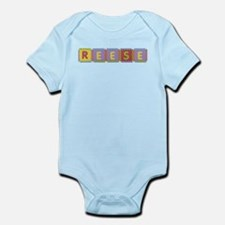 Reese Foam Squares Body Suit