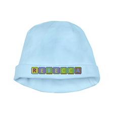 Rebecca Foam Squares baby hat