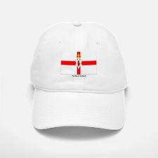 Northern Ireland Baseball Baseball Cap