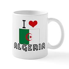 I HEART ALGERIA FLAG Mug